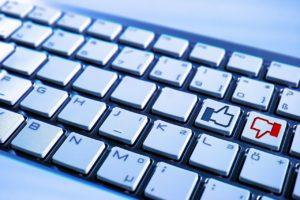keyboard, computer, facebook